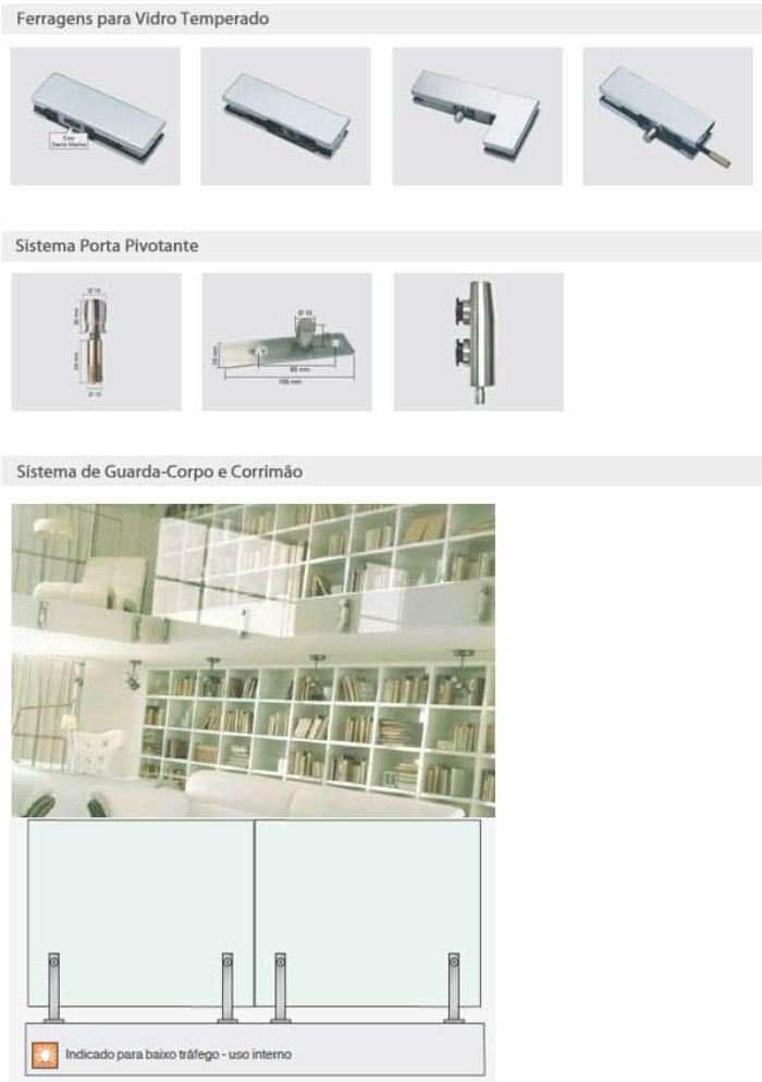 Acessórios para Vidros