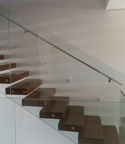 Guarda Corpo – Escadas