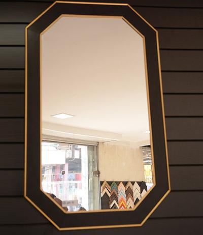 Espelho decorativo lapidado 4mm 995×605